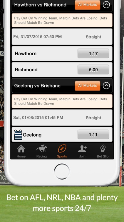 Centrebet Sports Betting screenshot-3