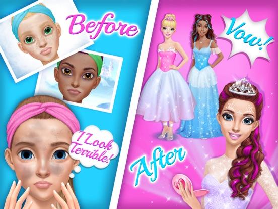 Princess Gloria Makeup Salon - No Ads screenshot 7