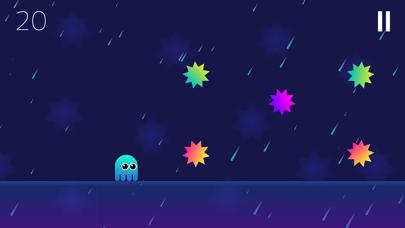 Ghost Jump - Endless Time Killer Game screenshot two