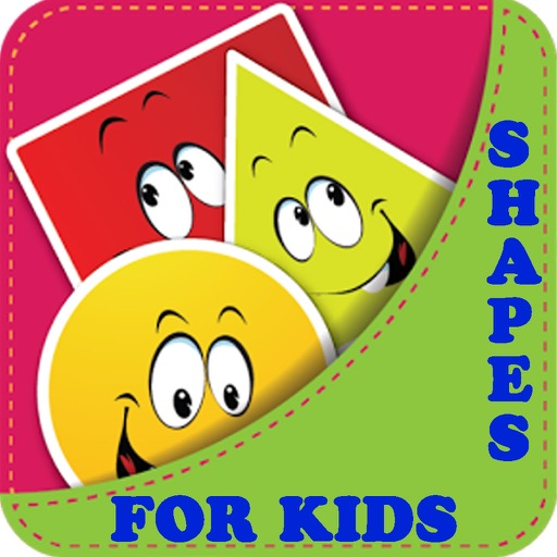 Easy Learning Shapes for toddlers iOS App