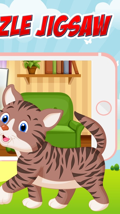Hola Little Cats Screenshot on iOS