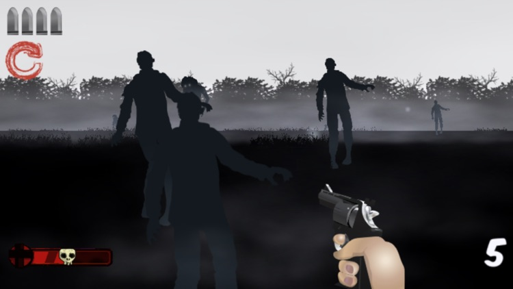 Zombie Killer ~ Top Zombie Shooting Survival Game