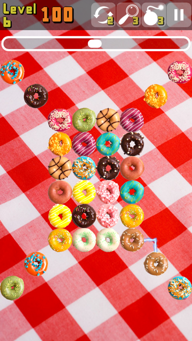 Link Link Donuts screenshot one