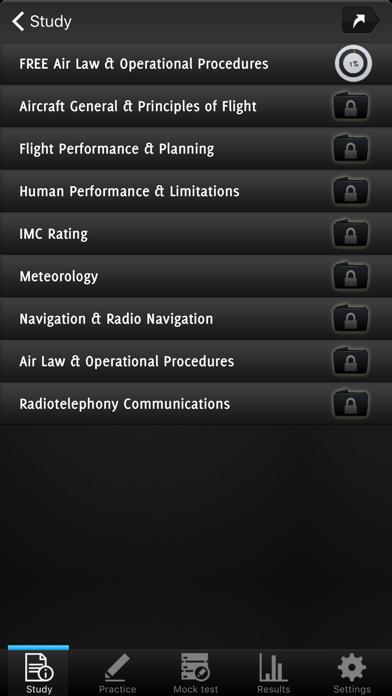 EASA Pilot Exam Prep (LAPL) screenshot 5