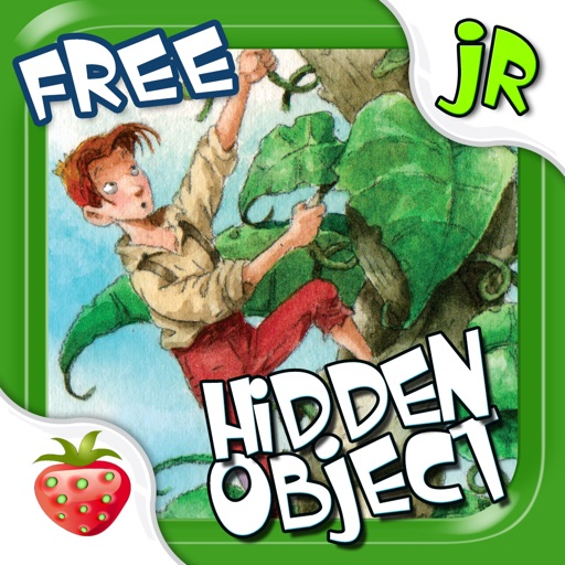Hidden Object Game Jr FREE - Jack and the Beanstalk