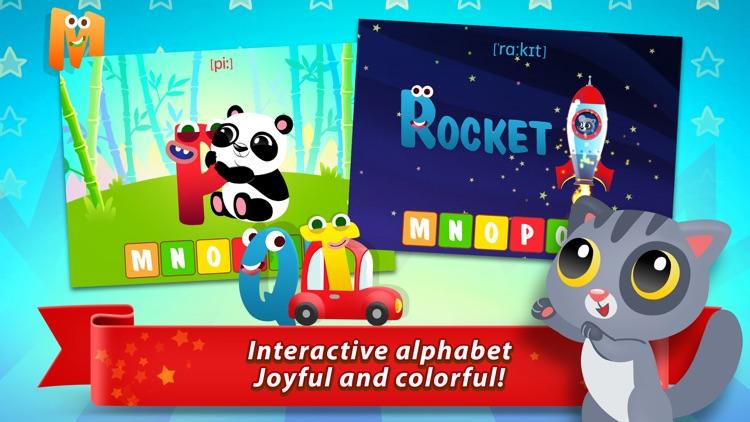 Kids'Corner: interactive tales for kids
