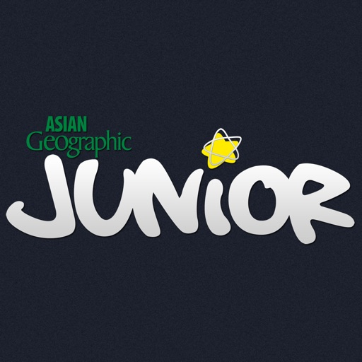 Asian Geographic JUNIOR Magazine