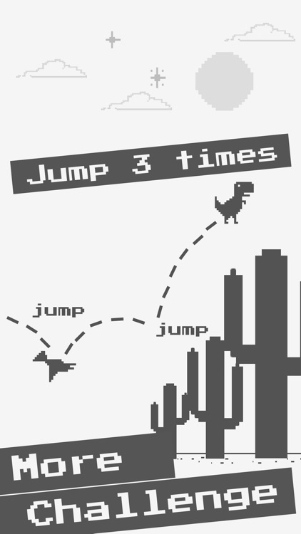 Jumping TRex Complete screenshot-1