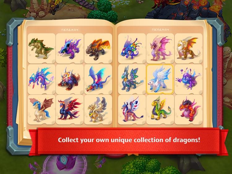 Dragons World HD screenshot-4