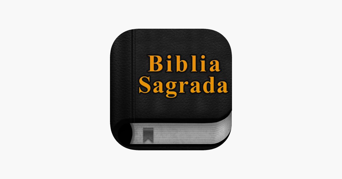 Obtenha A Biblia Sagrada On The App Store