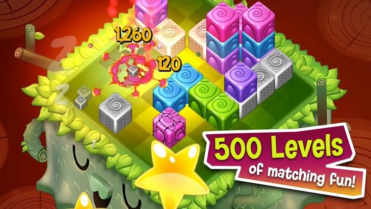 Cubis Creatures: Match 3 Games