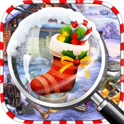 Christmas - Frozen Mountain : Hidden Object