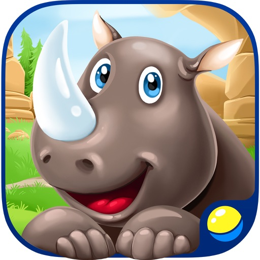 Learn Animals & Animal Sounds for Toddlers & Kids
