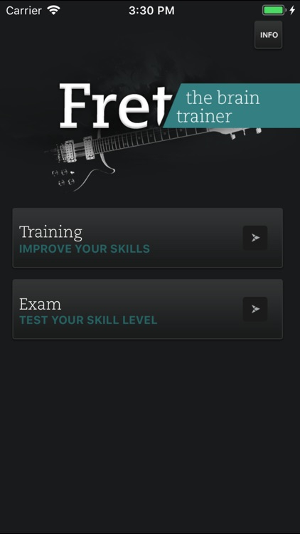 Fret the Braintrainer screenshot-3