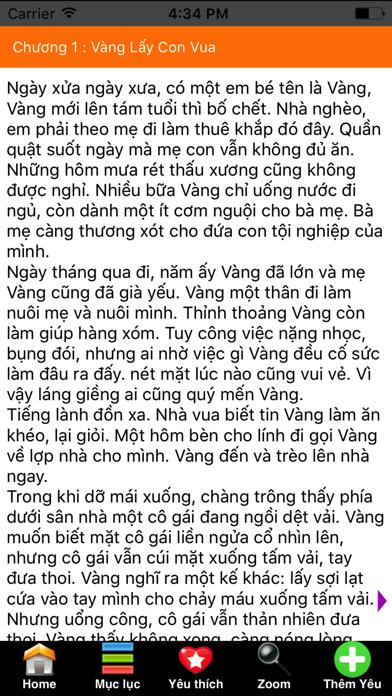Cổ Tích Việt Nam Chọn Lọc screenshot three
