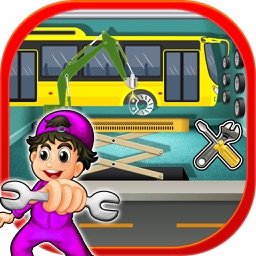Bus Builder Mechanic – Auto Vehicles Factory