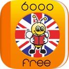 6000 Palavras - Aprenda la Língua Inglesa Grátis icon