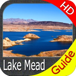 Lake Mead HD - GPS fishing maps & charts Navigator