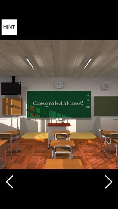 脱出ゲーム-入学式後の教室から脱出 謎解き脱出ゲーム紹介画像1