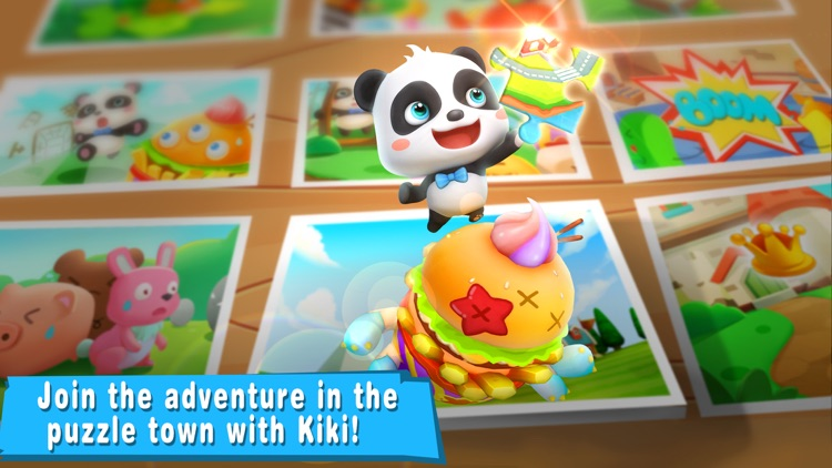 Little Panda's  Maze Adventure screenshot-3