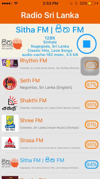 Radio Sri Lanka - Radio SRI screenshot three