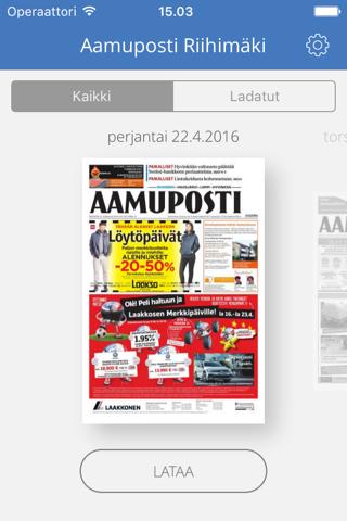 Aamuposti (Riihimäki) - náhled