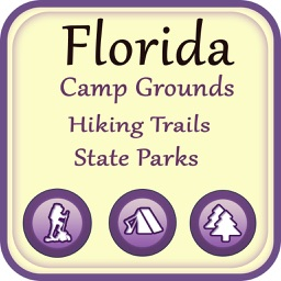 Florida Campgrounds & Hiking Trails,State Parks