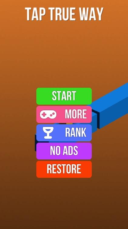 Tap True Way - Switching a Path to Endless screenshot-3