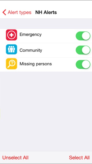 NH Alerts on the App Store