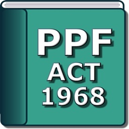 The Public Provident Fund Act 1968