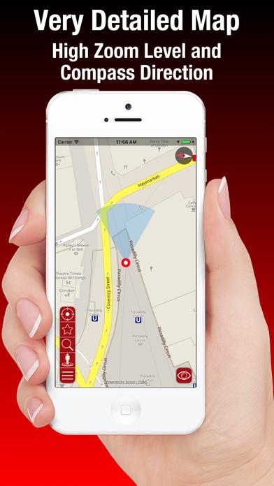 Vienna Tourist Guide + Offline Map screenshot two