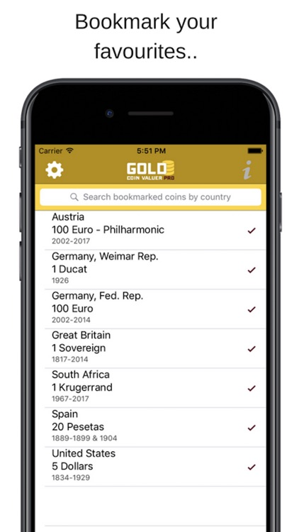 Gold Coin Valuer PRO screenshot-3