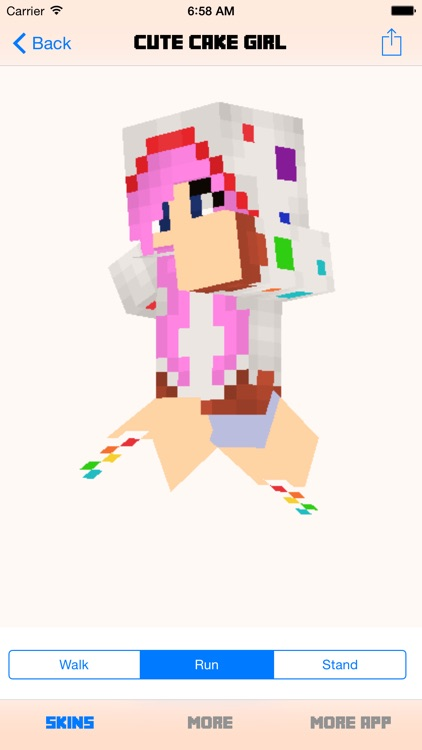 Pro Girl Skins for Minecraft PE (Pocket Edition)