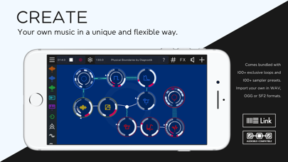 ROTOR - Tangible Music Synth screenshot one