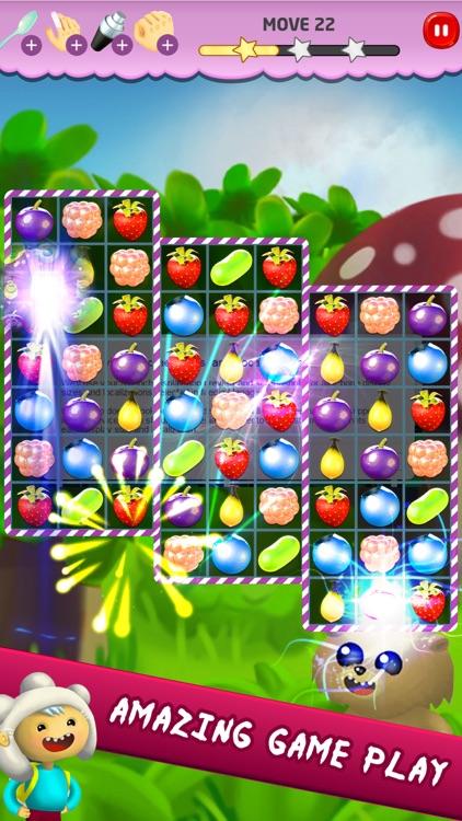 Berry Match King: Strawberry Fruit Crush Game