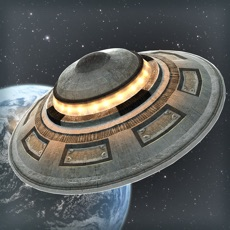 Activities of UFO Space Ship in the Moon 3D