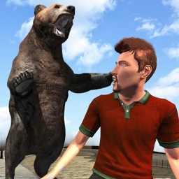 2017 Bear Simulator Animal Survival Hunting Games