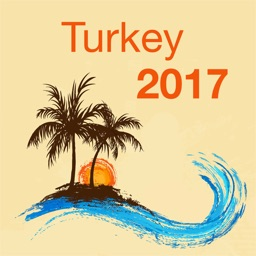 Turkey 2017 — offline map and navigation!