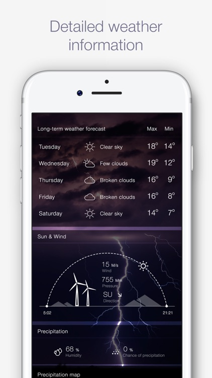 Weather for Me screenshot-3