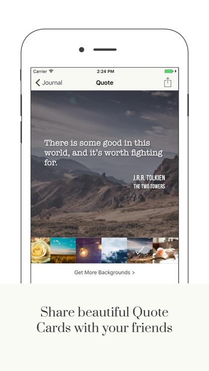 DeltaBooks: reading journal for book lovers screenshot-3