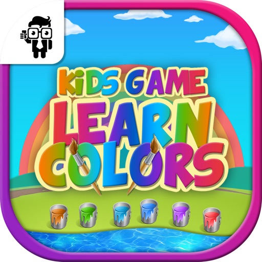Kids Game Learn Colors