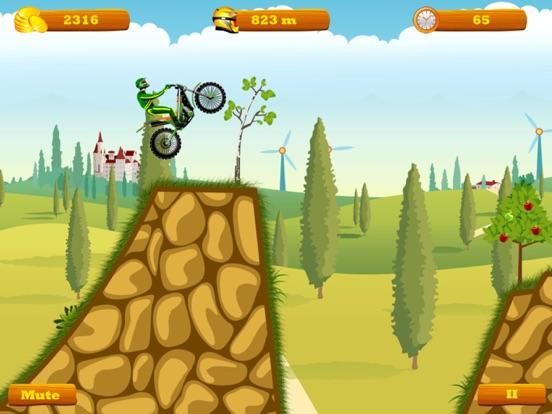 Screenshot #6 pour Moto Hero -- Silver Rider