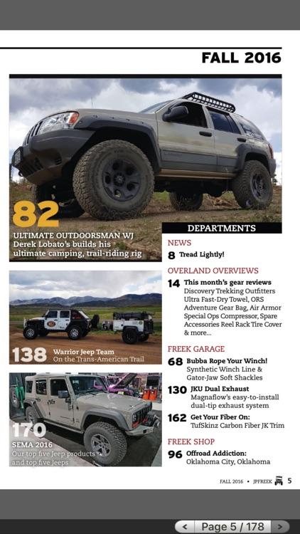 JPFreek Adventure Magazine