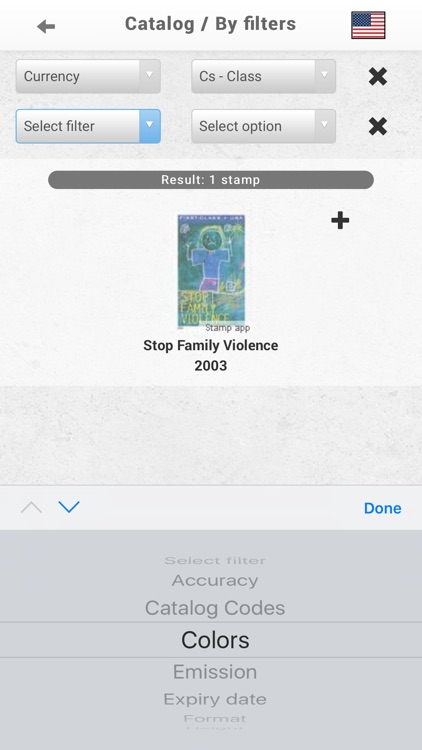 Stamps United States Philately screenshot-4