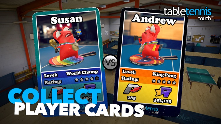 Table Tennis Touch screenshot-4