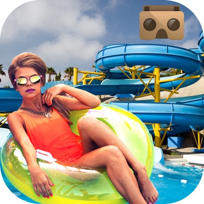 VR Water Park:Water Stunt & Ride For VirtualGlasse ios app