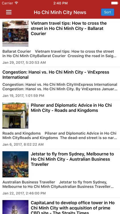 Vietnam News Today & Vietnamese Radio Free Edition screenshot-3