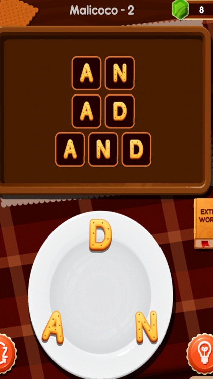 Word Chef Cookies! Find Hidden Answer From Food screenshot-4