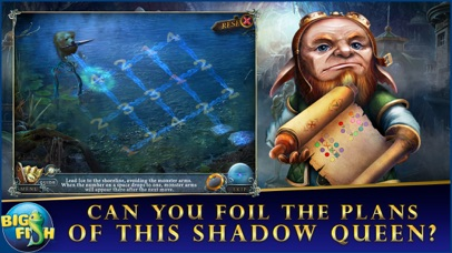 Edge of Reality: Ring of Destiny - Hidden Object screenshot 2