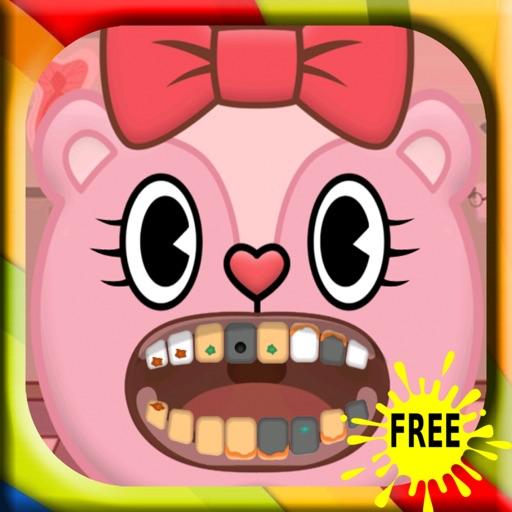 Rabbits Dentist Game For Kids iOS App